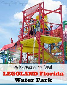SavingSaidSimply.com - 6 Reasons to Visit LEGOLAND Florida Water Park #Legoland