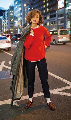 Fashion Pants, Love Fashion, Winter Fashion, Girl Fashion, Fashion Outfits, Womens Fashion, 365days, Mein Style, Fashion Images