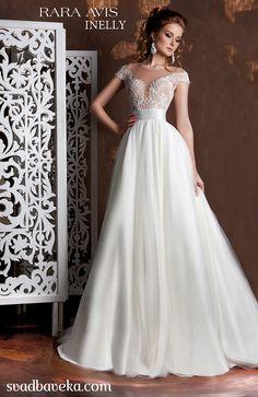 Купить свадебное платье Inelly в Санкт-Петербурге