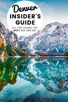 Things to Do in Denver! - And Then We Saved Best Picture For Colorado houses For Your Taste You are looking for something, and it is going to tell you exactly what you are looking for, and you didn't Estes Park Colorado, Aspen Colorado, Road Trip To Colorado, Colorado Winter, Visit Colorado, Colorado Mountains, Hiking In Denver Colorado, Colorado Must See, Hikes Near Denver
