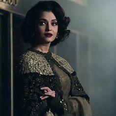 Victorian Beauty Aishwarya Rai in Sabyasachi...... ~ Sha's Inkling