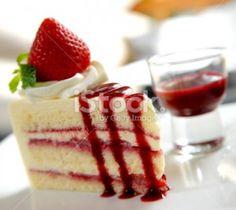 Gâteau fraise et mascarpone - Recette de cuisine