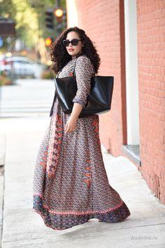 Мода и стиль: Можно все: мифы об одежде для полных девушек