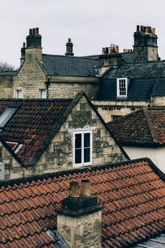 rooftop view, slightly dirtier (but still nice) homes Art Nouveau Arquitectura, Yennefer Of Vengerberg, His Dark Materials, The Book Thief, Adventure Is Out There, Outlander, Places To Go, Beautiful Places, Scenery
