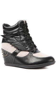 The Sue Sneaker in Black>