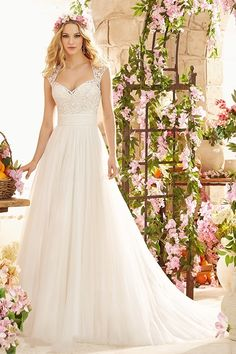# robe blanche