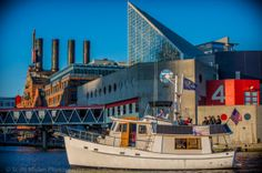 Baltimore's ultimate luxury boat cruise