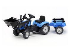 Bardzo trwałe, odporne na uderzenia pojazdy dla dzieci w różnym wieku, zapewnią wiele godzin wspaniałej zabawy! W naszej ofercie posiadamy traktorki, rowerki biegowe i motorki.