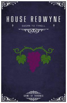 Las uvas de la casa Redwyne
