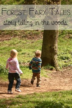 Forest Fairy Tales – Story Telling in the woods - Rainy Day Mum - Ideas for Family Fun! Forest School Activities, Nature Activities, Learning Activities, Outdoor Activities, Nature Based Preschool, Outdoor Education, Outdoor Learning, Outdoor Classroom, Forest Fairy