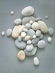 Rock   Pebble   Stone   岩   石   Pierre   камень   Pietra   Piedra   Color   Texture   Pattern   Alan Magee, Cairn II