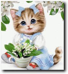 356 Besten 4 Cats An Bilder Auf Pinterest In 2019 Cats Florals