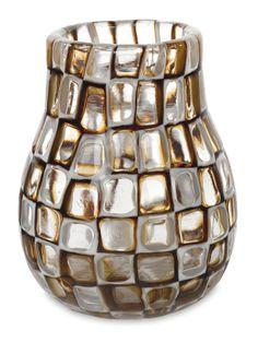 """""""Occhi"""" vase by Tobia Scarpa for Venini, Murano, 1964/1965 - Multicoloured glass """"murrines"""""""
