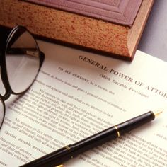 Elderly people should appoint a durable power of attorney to a trusted relative or friend who can make financial decisions for them if the elder becomes unable to make those decision on their own.