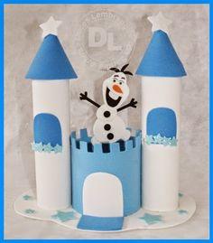 (Castelo da  Frozen)