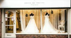 Dress Me Pretty Bridal Room, Hinckley, Leicestershire xx