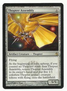 Thopter Assembly x1 Magic MTG Card: $0.99