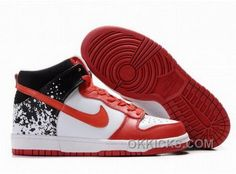 http://www.okkicks.com/italy-mens-nike-dunk-high-top-shoes-red-white-black-36f3c.html ITALY MENS NIKE DUNK HIGH TOP SHOES RED WHITE BLACK 36F3C Only $93.00 , Free Shipping!