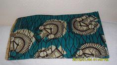 African Wax Print Fabric 1 YARD by kitenge2012 on Etsy