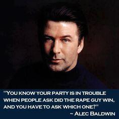 Baldwin quip