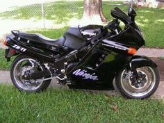 This was my second bike 1994 ZX11