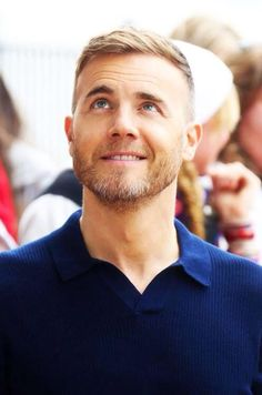 The BBC have been forced to scale back plans for a 'Gary Barlow Day' set to take place on BBC Radio scheduled for Wednesday December. Though the singer is a judge on The X Factor for ITV, the. Robbie Williams Take That, Howard Donald, Celebrity Smiles, Mark Owen, Gary Barlow, Star Wars, Gorgeous Men, Beautiful, Sexy Men