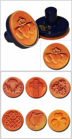 celtic cookie stamps