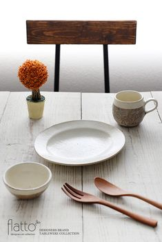 鉄散ダ円リム皿(小)/作家「古谷浩一」/和食器通販セレクトショップ「flatto」
