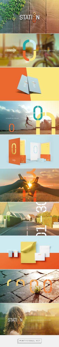 Station 30 on Behance | Fivestar Branding – Design and Branding Agency &…