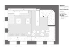 Halükar Architecture / Mimarlik have completed the interior of FiL Books, a…