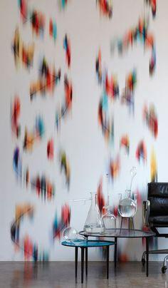 Chroma wallpaper by Trove