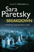 #SaraParetsky  Breakdown Carmilla, Queen of the Night, is a shape-shifting raven whose fictional exploits thrill girls all over the world. When tweens in Chicago's Carmilla Club hold an initiation ritual in an abandoned cemetery, they stumble on an actual corpse, a man stabbed through the heart in a vampire-style slaying.    The girls include daughters of some of Chicago's most powerful families: the grandfather of one, Chaim Salanter, is one of the world's wealthiest men