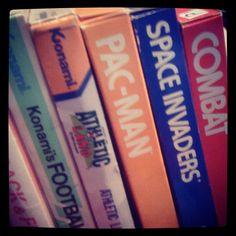 Old games #retromadrid2012