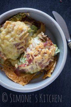 Dude Food dinsdag: Gevulde kool uit de oven http://simoneskitchen.nl/dude-food-dinsdag-gevulde-kool-uit-de-oven/