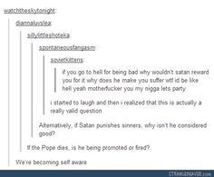 funny tumblr comments - the last comment!