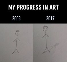 So excited for you guys to see my artistic progression