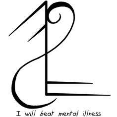 i will beat mental illness