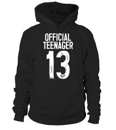 """# Official 13th Birthday Gift for Girls and Boys T-Shirt . Special Offer, not available in shops Comes in a variety of styles and colours Buy yours now before it is too late! Secured payment via Visa / Mastercard / Amex / PayPal How to place an order Choose the model from the drop-down menu Click on """"Buy it now"""" Choose the size and the quantity Add your delivery address and bank details And that's it! Tags: A tee for any girl or boy celebr"""