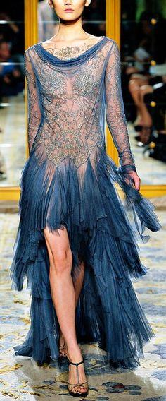 Marchesa Spring 2012 Ready-to-Wear Fashion Show