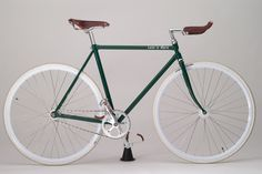 less is more green racer..
