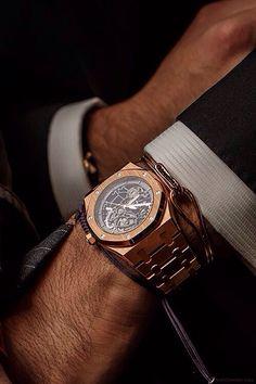 Anil Arjandas  rose gold AP Skeleton Luxury Lifestyle, Wealthy Lifestyle,  Cool Watches, 881fea5b4dd0