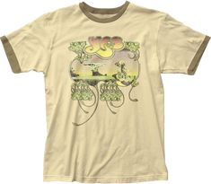 This Yes band tshirt spotlights the album cover artwork from Yessongs. Released on May 1973 by Atlantic Records, Yessongs was Yes' first live concert album and featured recordings of the band's sh Pretty Outfits, Cool Outfits, Fashion Outfits, Grunge Outfits, Swaggy Outfits, Style Grunge, Character Outfits, Clothing Items, Aesthetic Clothes