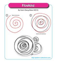 Flowking by Karin Klang-Meier