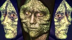 SUICIDE SQUAD-Killer Croc Makeup