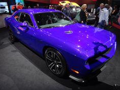 Dodge Challenger 392 - New York International Auto Show 2013