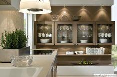 modern crockery cabinet design wall mounted - Google Search