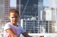 Young Pacific Island Girl in an Urban Scene royalty-free stock photo Polynesian Girls, Kiwiana, Island Girl, Scene Photo, Auckland, Image Now, Royalty Free Stock Photos, Urban, Lifestyle