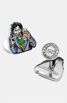 http://www.mintyduds.com/accessories/ravi-ratan-cufflinks-inc-the-joker-cuff-links-28613