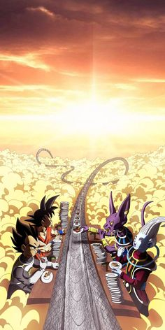Check out our Dragon Ball merch now! Dragon Ball Gt, Manga Anime, Anime Art, Photo Dragon, Dragonball Anime, Train Wallpaper, Super Anime, Z Arts, Animes Wallpapers