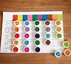 CASTLE - floor tiles find an error/ I have who has? Montessori Activities, Kindergarten Activities, Learning Activities, Preschool Activities, Kids Learning, Preschool Logo, Library Activities, Montessori Education, Teaching Aids